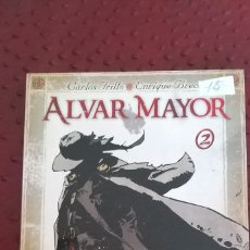 Cómics: ALVAR MAYOR 2. TRILLO BRECCIA. Lote 262068970
