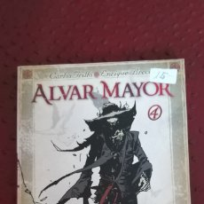 Cómics: ALVAR MAYOR 4. TRILLO BRECCIA. Lote 262069065