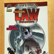Cómics: JOHN LAW DETECTIVE COMIC. Lote 262115710