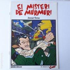 Cómics: EL MISTERI DE MURMURI - 1ª PART - EDICION ESPECIAL PARA EL OBSERVADOR - NORMA EDITORIAL. Lote 262241875