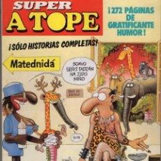 Cómics: SUPER A TOPE RETAPADO CON LOS NUMEROS 39 A 41 - NORMA - OFM15. Lote 262281915