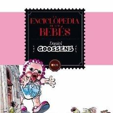 Cómics: LA ENCICLOPEDIA DE LOS BEBES INTEGRAL. 152 PAGINAS. ECC. TAPA DURA. Lote 262287625