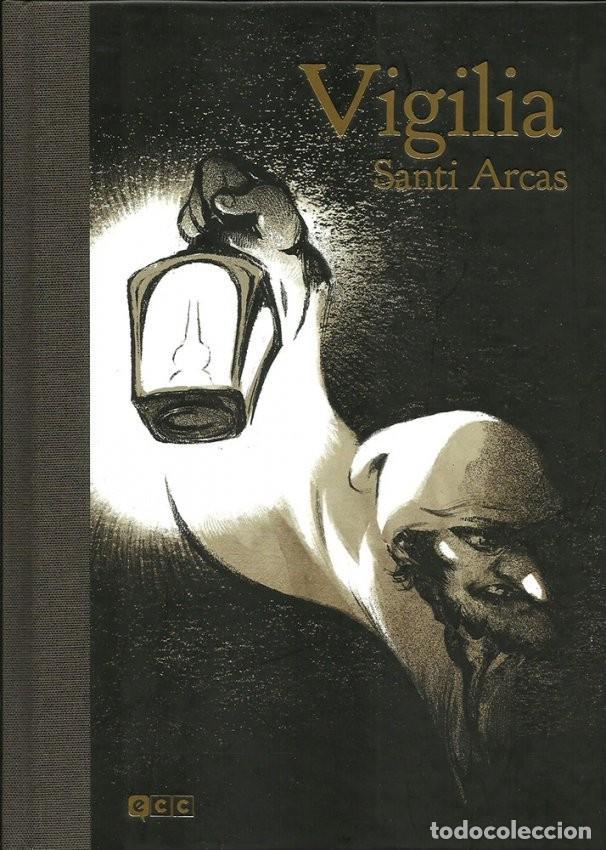 VIGILIA. INTEGRAL. 160 PAGINAS. ECC. TAPA DURA. LOMO DE TELA (Tebeos y Comics - Norma - Comic Europeo)