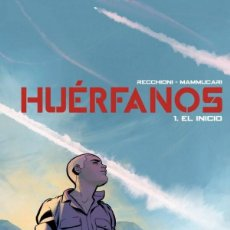 Cómics: HUERFANOS. INTEGRAL. 352 PAGINAS. ECC. SPACEMAN. TAPA DURA.. Lote 262289320