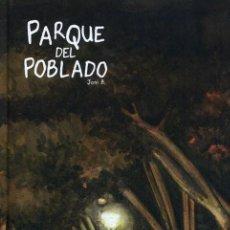 Cómics: PARQUE DEL POBLADO. ECC. SPACEMAN. TAPA DURA.. Lote 262289775