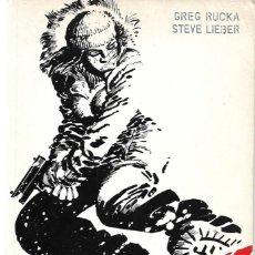 Cómics: WHITEOUT. DE GREG RUCKA Y STEVE LIEBER. Lote 262572850