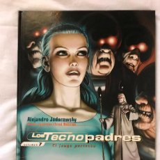 Cómics: LOS TECNOPADRES. VOLUMEN, 7. EL JUEGO PERFECTO - A. JODOROWSKY/ Z. JANJETOV/ F. BELTRAN, A ESTRENAR. Lote 262792125