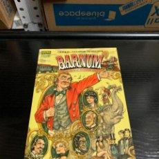 Comics: BARNUM. AL SERVICIO DE LOS ESTADOS UNIDOS, DE HOWARD CHAYKIN, DAVID TISCHMAN Y NIKO ENRICHON. Lote 262820070