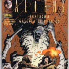 Fumetti: ALIENS FANTASMA / GALERIA DE ESPEJOS - NORMA - ESTADO EXCELENTE. Lote 262840650