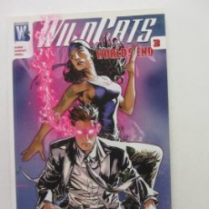 Comics: WILDCATS 3. WORLD'S END. CHRISTOS GAGE. NORMA EDITORIAL. Lote 262941610