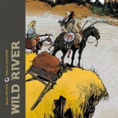 Cómics: WILD RIVER INTEGRAL 170 PAGINAS. PONENT MON. TAPA DURA.. Lote 262958125