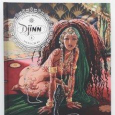 Cómics: DJINN, INTEGRAL 1, CICLO OTOMANO (NORMA EDITORIAL, 2020). Lote 263174795