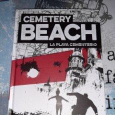 Cómics: CEMETERY BEACH, WARREN ELLIS, TAPA DURA, NORMA. Lote 263185915