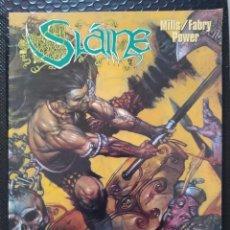 Cómics: SLAINE 4 - EL CAZADOR DE DEMONIOS - CIMOC EXTRA COLOR 136 - 1ª EDICIÓN - NORMA - 1996 - VFN. Lote 263186735