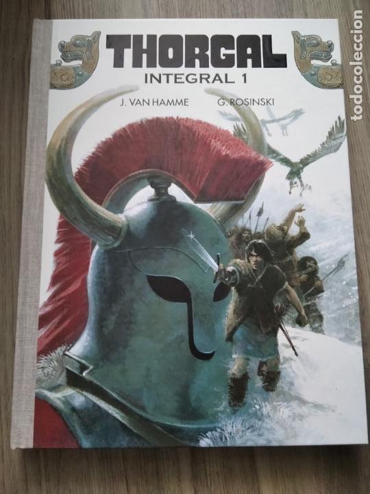 THORGAL INTEGRAL 1 DE NORMA. VAN HAMME Y ROSINSKI (Tebeos y Comics - Norma - Comic Europeo)