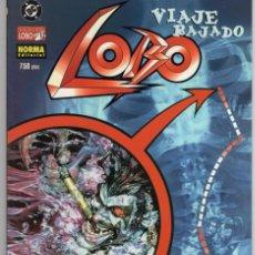 Cómics: LOBO Nº 11 - NORMA - MUY BUEN ESTADO. Lote 263583095