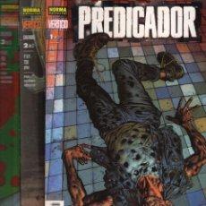 Cómics: PREDICADOR CRUZADOS COMPLETA 1 A 3 COL. VERTIGO Nº 34, 36 Y 40 - NORMA - ESTADO EXCELENTE. Lote 263587620