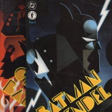 Cómics: BATMAN GRENDEL COMPLETA 2 TOMOS - NORMA - MUY BUEN ESTADO. Lote 263589005
