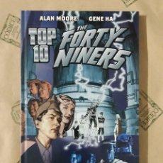 Cómics: TOP TEN. THE FORTY-NINERS, DE ALAN MOORE Y GENE HA. Lote 263683205
