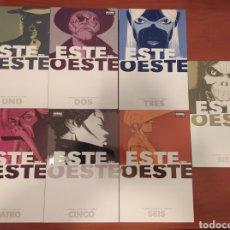 Comics: ESTE DEL OESTE , TOMOS 1 AL 7 (NICK DRAGOTTA/JONATHAN HICKMAN/FRANK MARTIN ). Lote 263764825