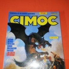 Cómics: CIMOC. RETAPADO. Nº 56,57 Y 58. BUEN ESTADO GENERAL. Lote 264303792