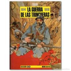 Cómics: LA GUERRA DE LAS TRINCHERAS TARDI. Lote 264446344