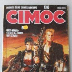 Cómics: CIMOC. Lote 264479354