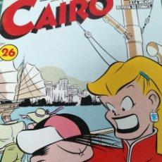 Cómics: CAIRO. N. 26. Lote 264510994