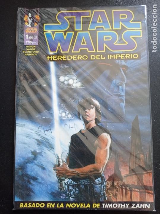 STAR WARS HEREDERO DEL IMPERIO #1 DE 3 (Tebeos y Comics - Norma - Comic USA)