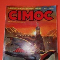 Cómics: CIMOC Nº 18 NORMA EDITORIAL. Lote 265429789