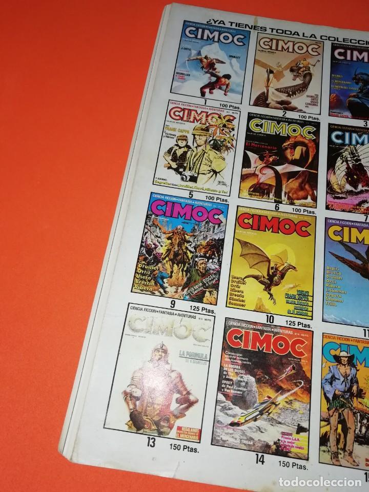 Cómics: CIMOC Nº 18 NORMA EDITORIAL - Foto 2 - 265429789