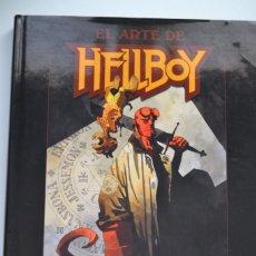 Comics: EL ARTE DE HELLBOY - NORMA. Lote 266245788