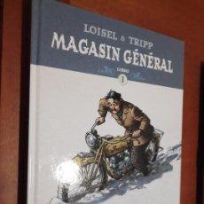 Comics : MAGASIN GENERAL. LIBRO I. LOISEL & TRIPP. NORMA EDITORIAL. TAPA DURA. BUEN ESTADO. Lote 266275298