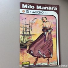 Cómics: COLECCION MILO MANARA NÚMERO 15 EL GAUCHO (1DE 3). Lote 266284018