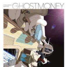 Cómics: CÓMICS. GHOST MONEY - SMOLDEREN / BERTAIL (CARTONÉ). Lote 266390003