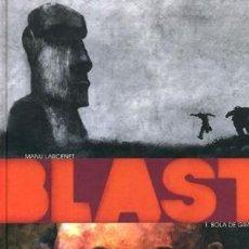 Cómics: BLAST 1 : BOLA DE GRASA - NORMA / CÓMIC EUROPEO / TAPA DURA. Lote 266398133