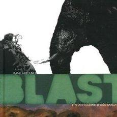 Cómics: BLAST 2 : EL APOCALIPSIS SEGÚN SAN JACKY - NORMA / CÓMIC EUROPEO / TAPA DURA. Lote 266398313