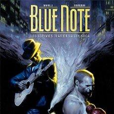 Cómics: BLUE NOTE : LOS ÚLTIMOS DÍAS DE LA LEY SECA - NORMA / EDICIÓN INTEGRAL / CÓMIC EUROPEO / TAPA DURA. Lote 266399068