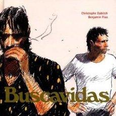 Cómics: BUSCAVIDAS - NORMA / EDICIÓN INTEGRAL / CÓMIC EUROPEO / TAPA DURA. Lote 266405518