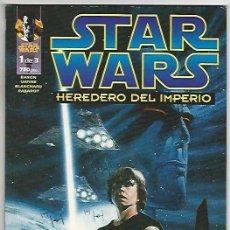 Comics: NORMA. STAR WARS. HEREDERO DEL IMPERIO. 1. Lote 271473658