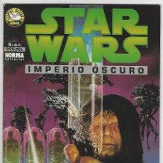 Comics: NORMA. STAR WARS. IMPERIO OSCURO. 5.. Lote 266702243