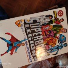 Cómics: LA LEGIÓN DE SUPERBOY. Lote 266713253