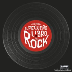 Cómics: CÓMICS. EL PEQUEÑO LIBRO DEL ROCK. EDICIÓN AMPLIADA - HERVÉ BOURHIS (CARTONÉ). Lote 266885259