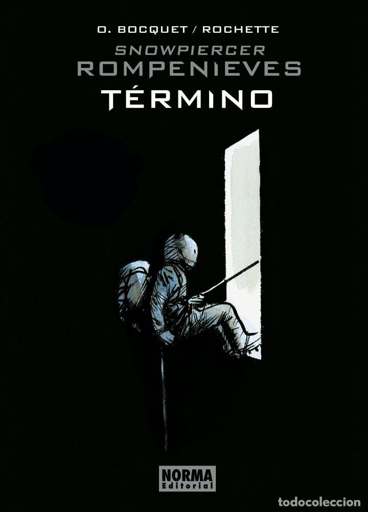 CÓMICS. ROMPENIEVES. TÉRMINO - JOSE LOUIS BOCQUET / JEAN-MARC ROCHETTE (CARTONÉ) (Tebeos y Comics - Norma - Comic Europeo)