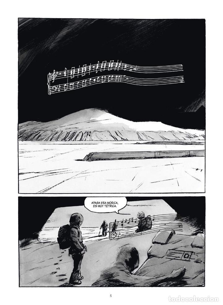 Cómics: Cómics. ROMPENIEVES. TÉRMINO - Jose Louis Bocquet / Jean-Marc Rochette (Cartoné) - Foto 2 - 266886249