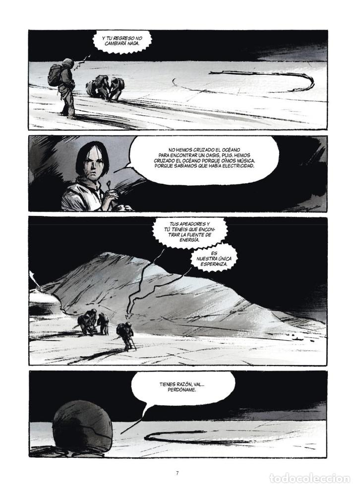 Cómics: Cómics. ROMPENIEVES. TÉRMINO - Jose Louis Bocquet / Jean-Marc Rochette (Cartoné) - Foto 4 - 266886249