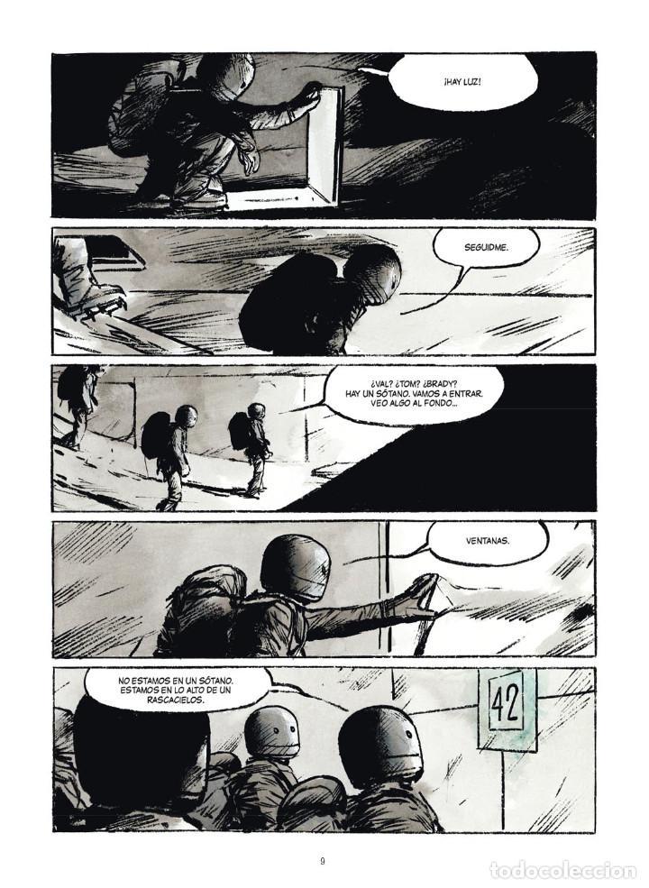 Cómics: Cómics. ROMPENIEVES. TÉRMINO - Jose Louis Bocquet / Jean-Marc Rochette (Cartoné) - Foto 6 - 266886249