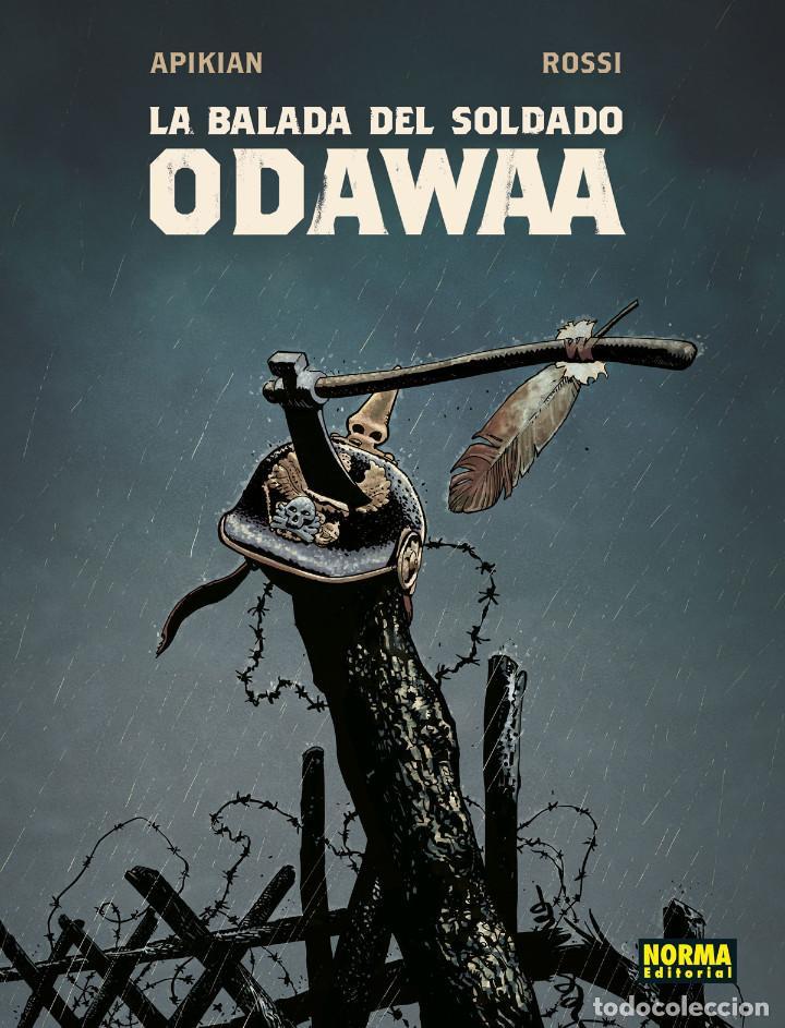 CÓMICS. LA BALADA DEL SOLDADO ODAWAA - CÉDRIC APIKIAN / CHRISTIAN ROSSI (CARTONÉ) (Tebeos y Comics - Norma - Comic Europeo)