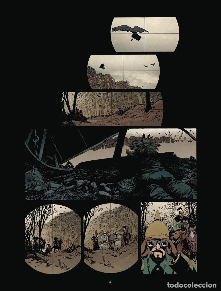 Cómics: Cómics. LA BALADA DEL SOLDADO ODAWAA - Cédric Apikian / Christian Rossi (Cartoné) - Foto 2 - 266886824