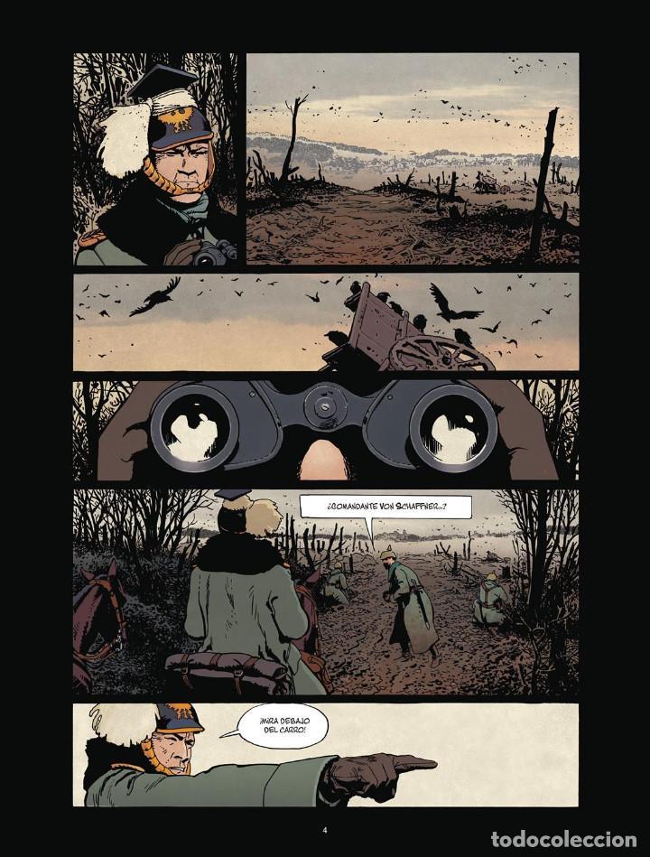 Cómics: Cómics. LA BALADA DEL SOLDADO ODAWAA - Cédric Apikian / Christian Rossi (Cartoné) - Foto 3 - 266886824